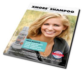 Xmore Shampoo ohne Duftstoffe Katalog
